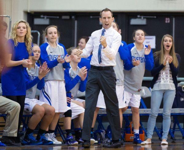 Coach David Diehl